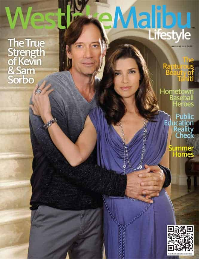 WESTLAKE MALIBU LIFESTYLE JANUARY-FEBRUARY 2011. JOHN PAUL DEJORIA COVER STORY