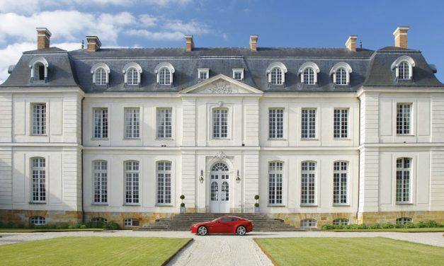AUTOMOTIVE: Pilgrimage: A Lap and Luxury