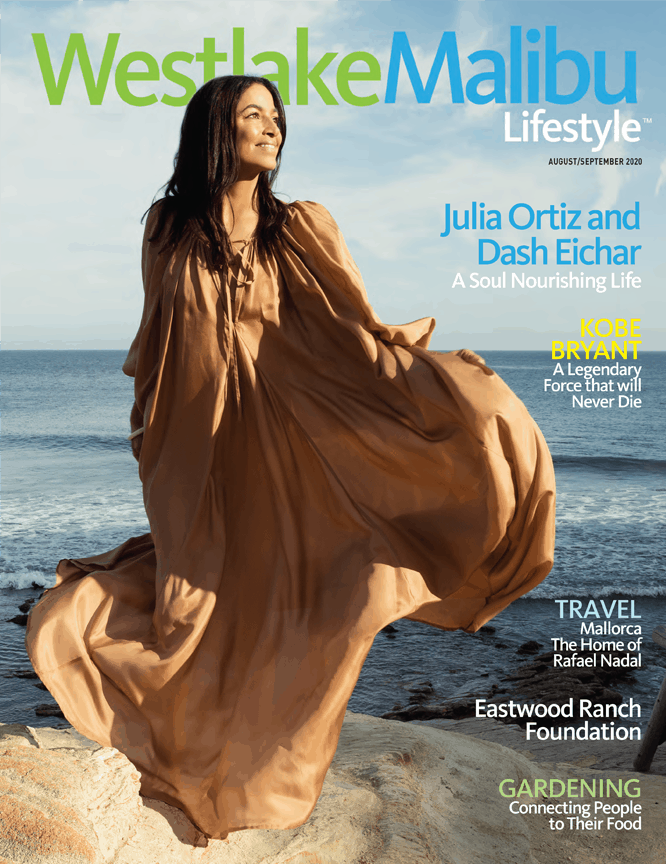WESTLAKE MALIBU LIFESTYLE MARCH APRIL 2017. BRENDA SCHAD COVER STORY