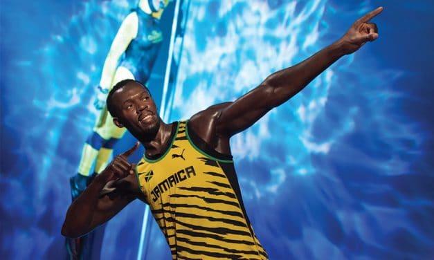 SPORTS: Usain Bolt