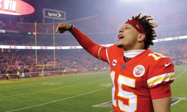 SPORTS: 2020 Football Imitates Life