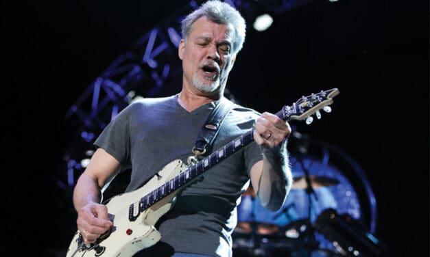 MUSIC: Eddie Van Halen: Rock Guitar Legend
