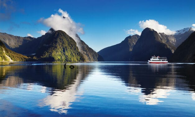 TRAVEL: New Zealand: Beauty and Charm