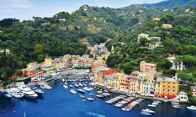 TRAVEL: Portofino: Italian Riviera