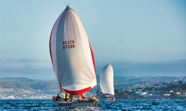 SCENE AROUND: Newport to Ensenada International Yacht Race