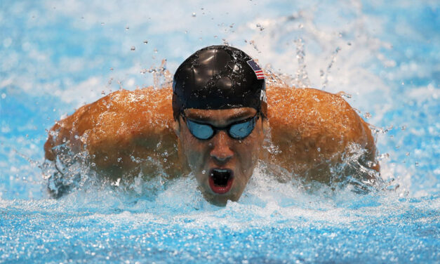 SPORTS: Michael Phelps, Greatest Olympian of All Time