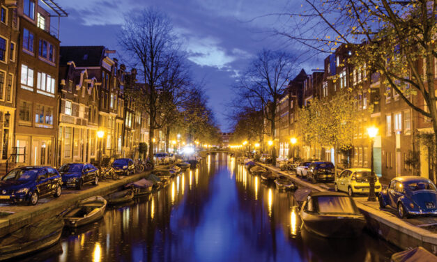 TRAVEL: Amsterdam  Immersion