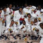 SPORTSDISTINCTION: 2020 Tokyo Olympics USA Gold Medalists